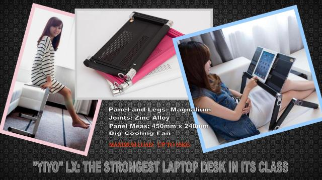 meja laptop lipat